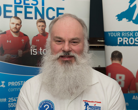 Prostate Cymru - The Big Shave Off