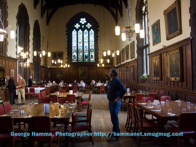 Durham Castle Great Hall