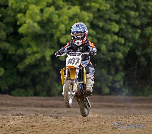 FTR PM race 8