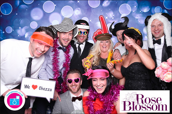 The Rose Blossom Trust Ball 2018