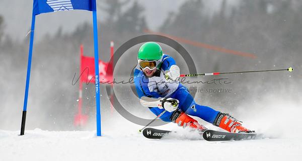 Coupe Universitaire de ski alpin  |  Massif de Charlevoix