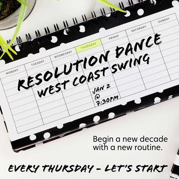 Resolution West Coast Swing
