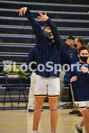 Boys Basketball: Loudoun County 68, Culpeper County 22 by Caroline Layne on February 9, 2021