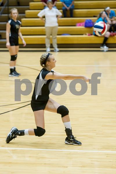 FCHS Volleyball 2014