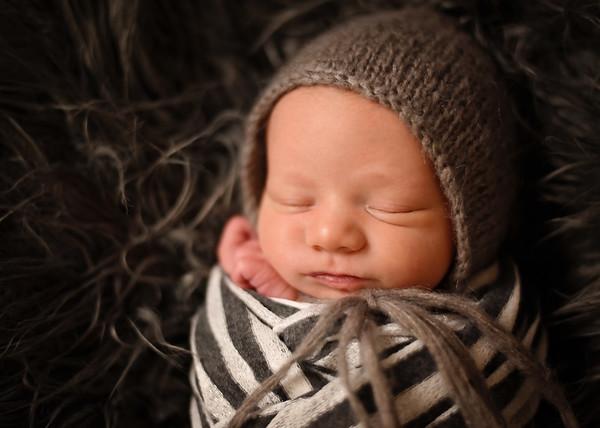 Luca T {newborn}