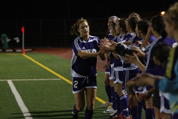 2008-10-14 IHS Girls Soccer vs Eastlake