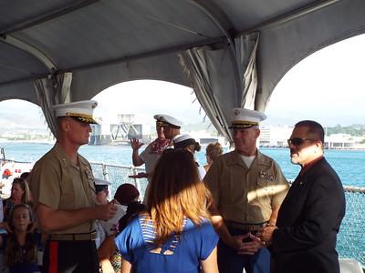 Veterans Day USS Missouri BB-63 Nov 11 2015