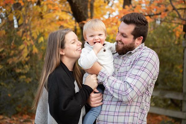 Conforti Family Fall 2019