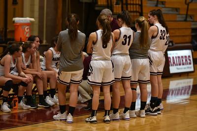 SHS GIRLS BASKETBALL 1-17-20