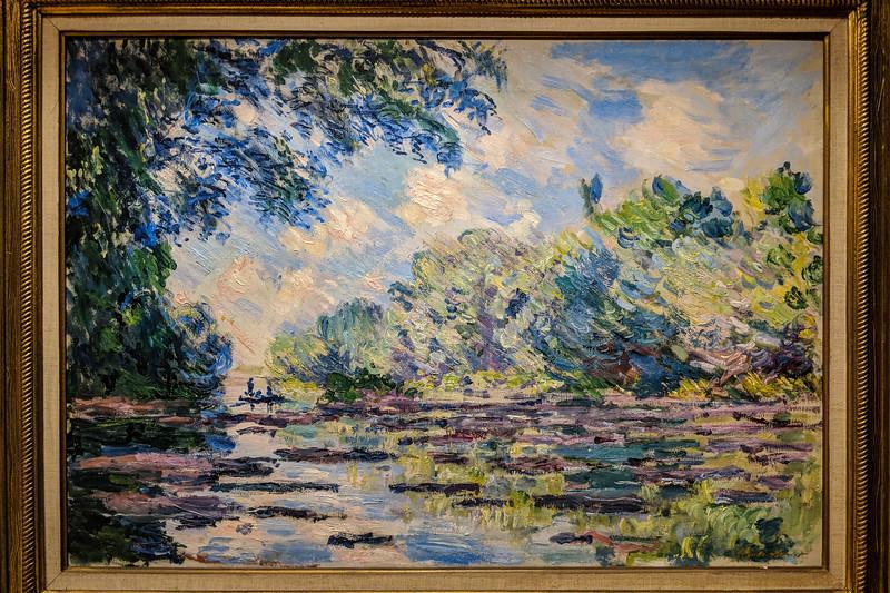 Lots more Monet