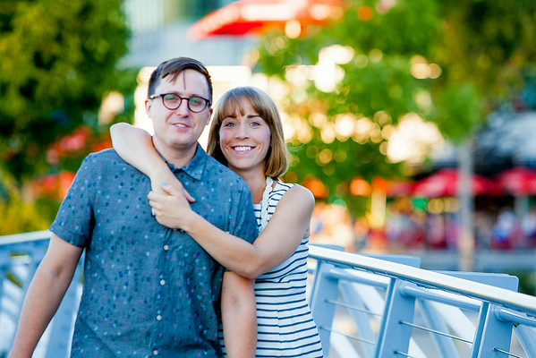 Engagement Photos - False Creek