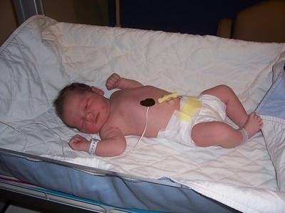 Abby is Born