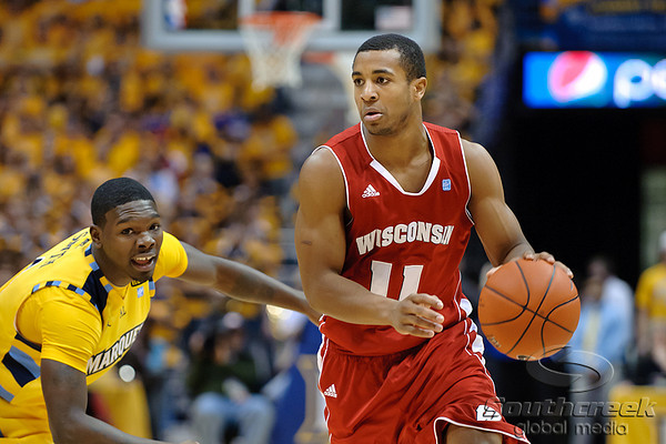 Wisconsin at Marquette