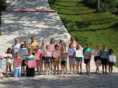 2008-2009 Ski Jumping Season:  Summer and Winter