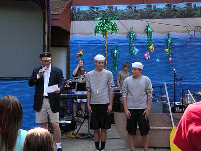 Labor Day Retreat 2007