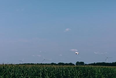 WHIN aerostat launch