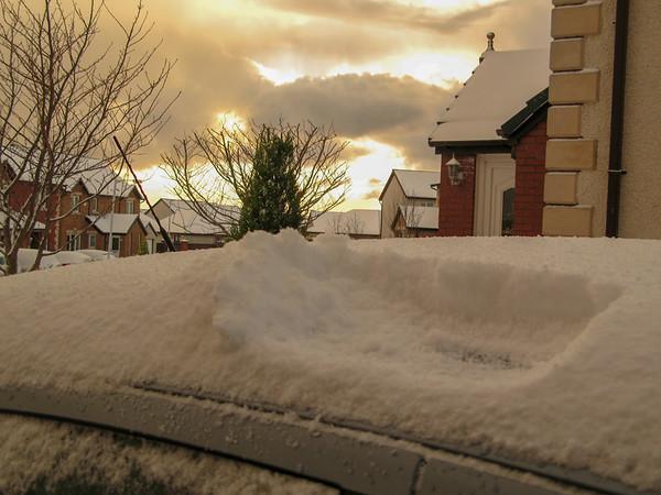 Kirkcaldy Snow (2010)