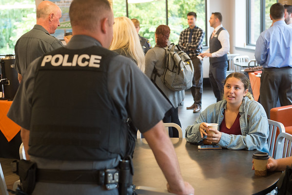 10/2/19 Coffee With A Cop