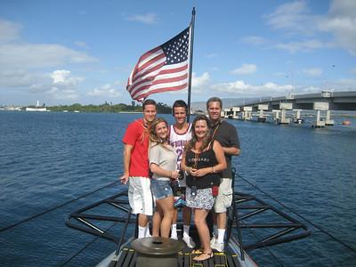 Hawaii 2011 - Pearl Harbor