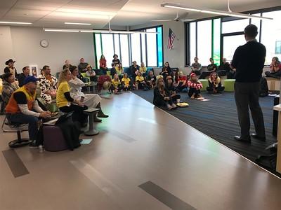 Superintendent Visit - Meadowlark K-8 2018-10-31
