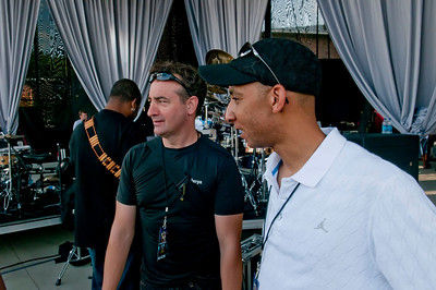 1st Annual Uptown Charlotte Jazz Fest 6-26-2010 Jon Strayhorn