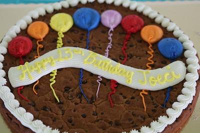 Joeci's 13th Birthday