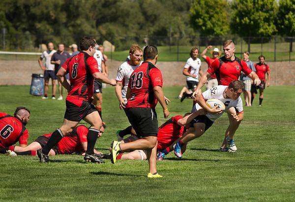 Boulder Rugby vs Denver Highlanders - 9/7/2013