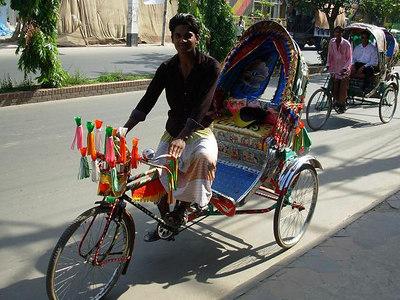 Bangladesh: Transportation (2006)