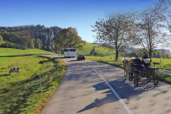 Breisach to Black Forest