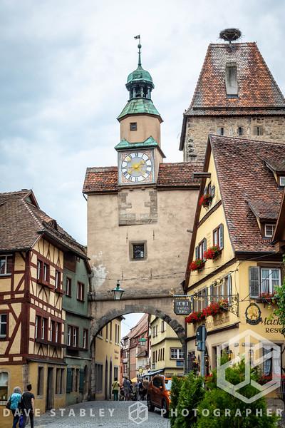 2018-06-11 Rothenburg & Würzburg Day 12