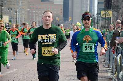 5K On-Course Photos, Part 2 - 2013 Corktown Race