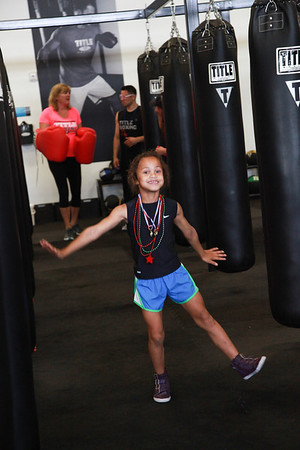 TITLE BOXING : Plano, MAYhem event - 5/31/14