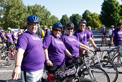 PurpleRide Twin Cities 2012