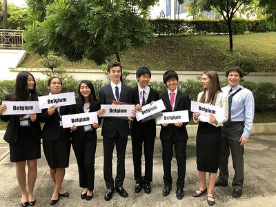 Model United Nations in Singapore