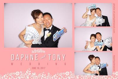 Daphne & Tony's Wedding (Luxury Photo Pod)