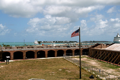 Fort Zachary Taylor (Key West) / June 6, 2008