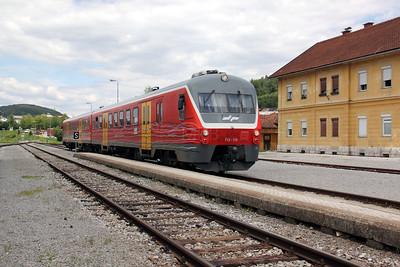 SZ Class 713 / 715