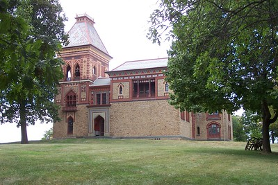 9/14/16 Olana - home of artist Frederic Church