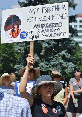 National March On The NRA - Denver 8/4/18