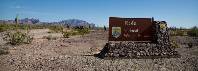 Kofa Wildlife Refuge