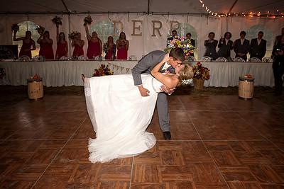 Eliza and Trevor Wedding