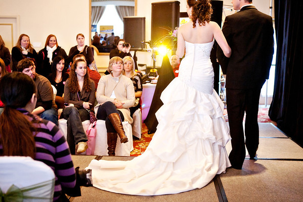 Anne's Wedding Apparel Runway 2012