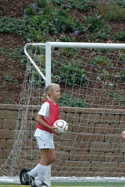 Dynamos Soccer - Fall 2008