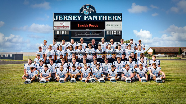 2019 JCHS Football Team and Seniors