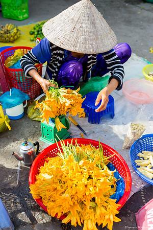 Marchés Vietnamiens