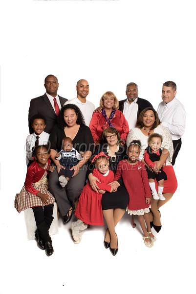 Deidra D Family Session 12/18