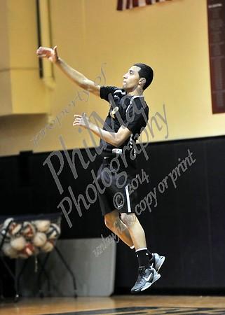 Berks Catholic vs Antietam Boys Volleyball 2013 -2014