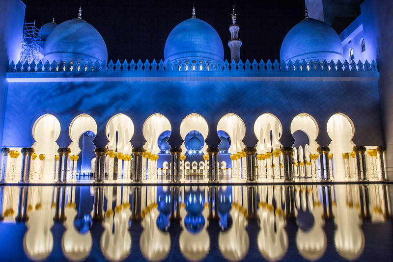 Sheikh Zayed bin Sultan Grand Mosque, Abu Dhabi (69)