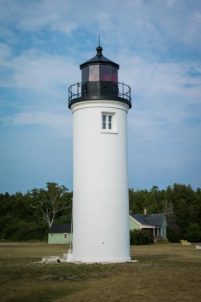 Beaver Island MI Light