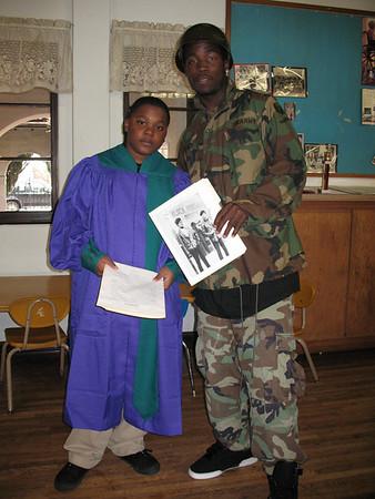 Black History Month Assembly and Celebration